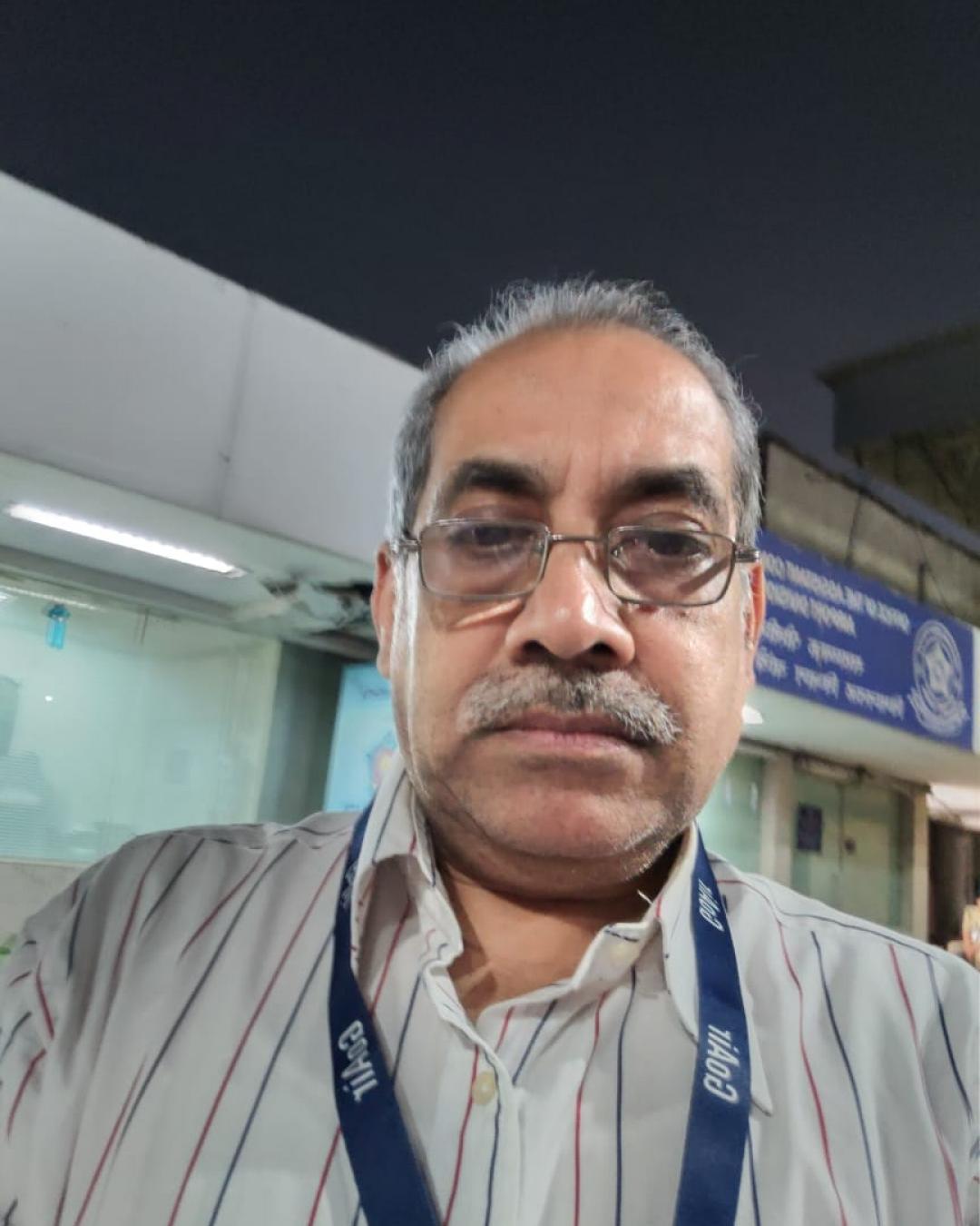 MR. SUSHIL KUMAR BENTIYA